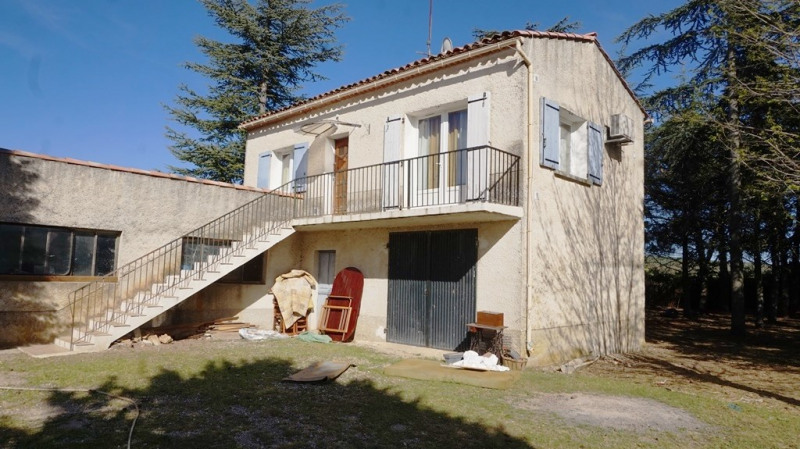 Location maison / villa Ginasservis 650€ CC - Photo 1