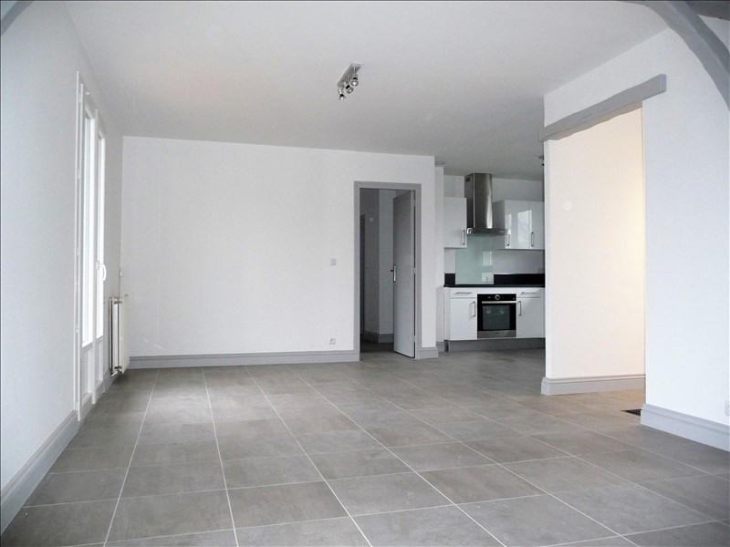 Rental house / villa Bazicourt 1086€ CC - Picture 3