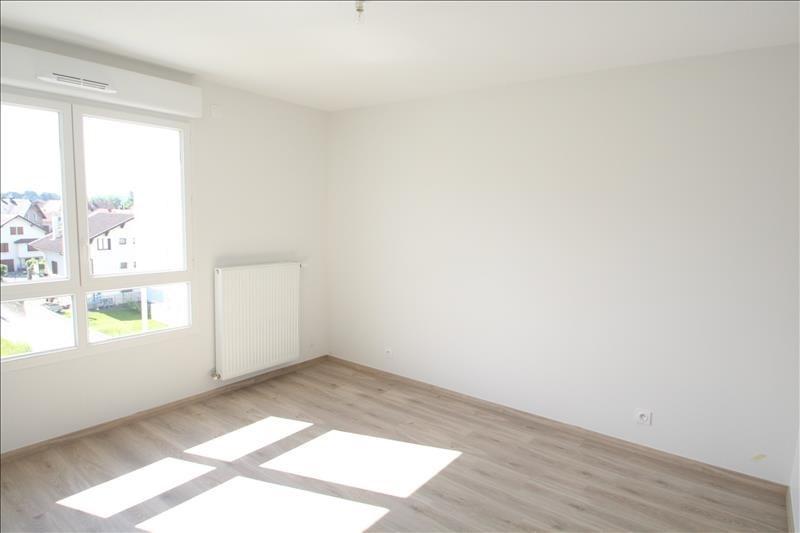 Sale apartment Barberaz 264000€ - Picture 8