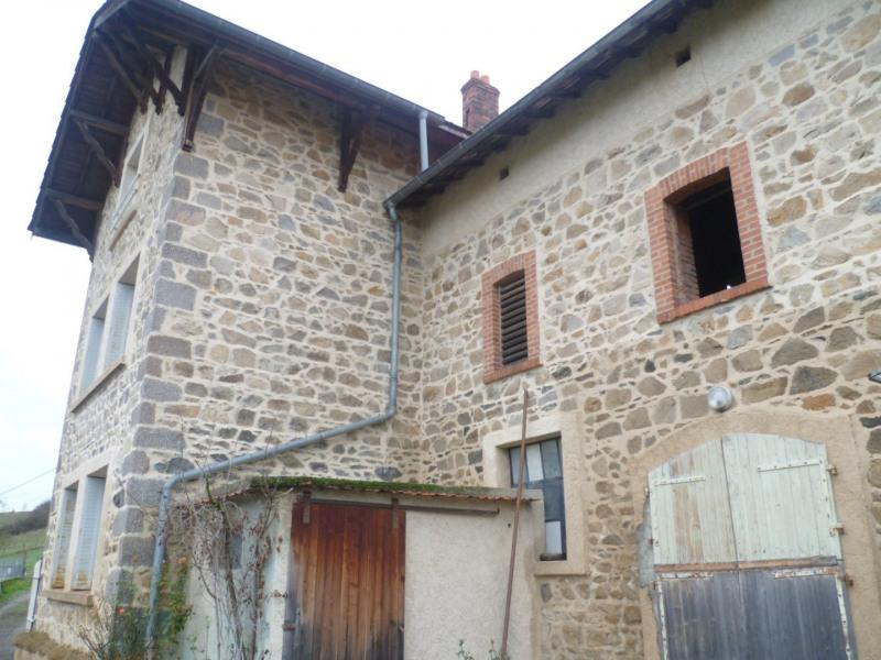 Vente maison / villa Ste foy l argentiere 500000€ - Photo 8