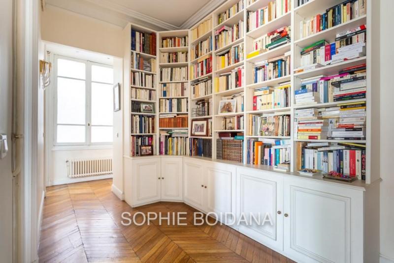 Vente de prestige appartement Paris 8ème 2575000€ - Photo 8