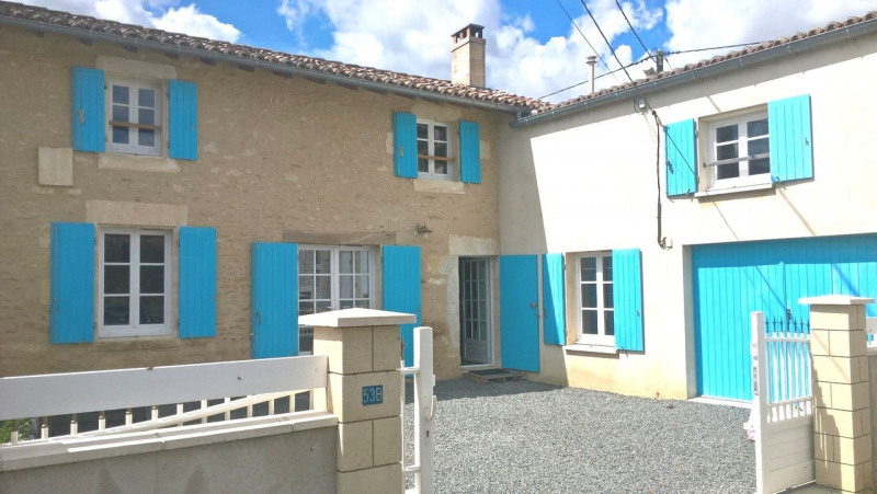 Vente maison / villa Écoyeux 162 340€ - Photo 1