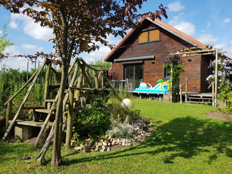 Vente maison / villa Houlle 149864€ - Photo 1