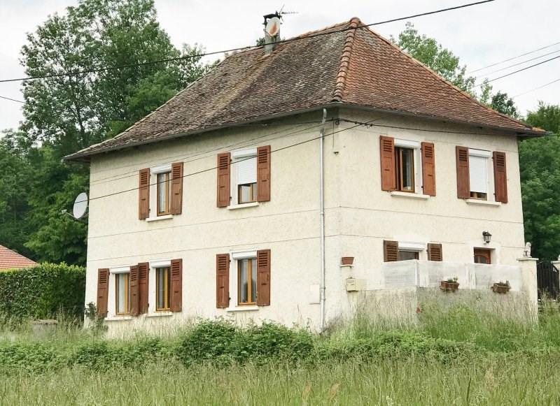 Vente maison / villa La tour du pin 180000€ - Photo 2