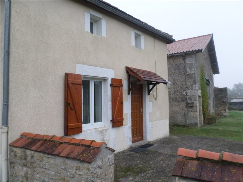 Vente maison / villa Verrieres 131 000€ - Photo 1