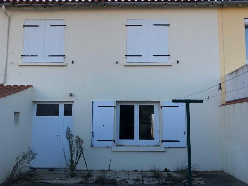 Vente maison / villa Les sables d olonne 168800€ - Photo 3