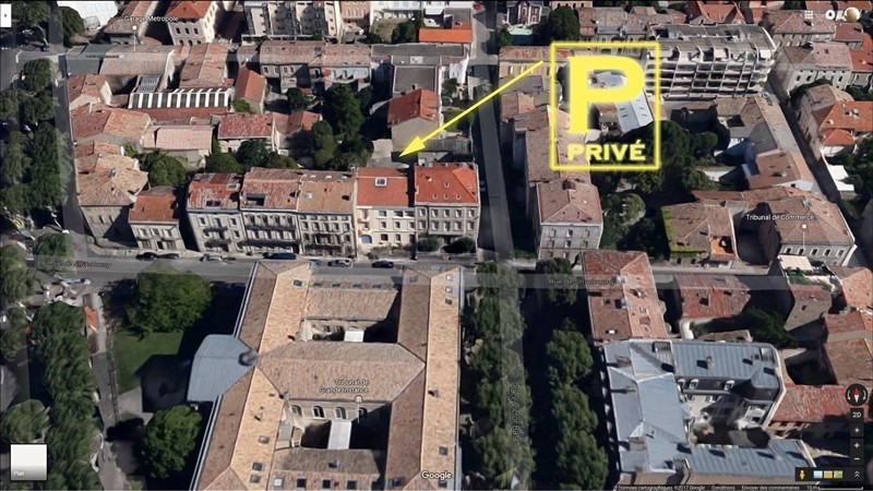 Rental parking spaces Carcassonne 70€ CC - Picture 2