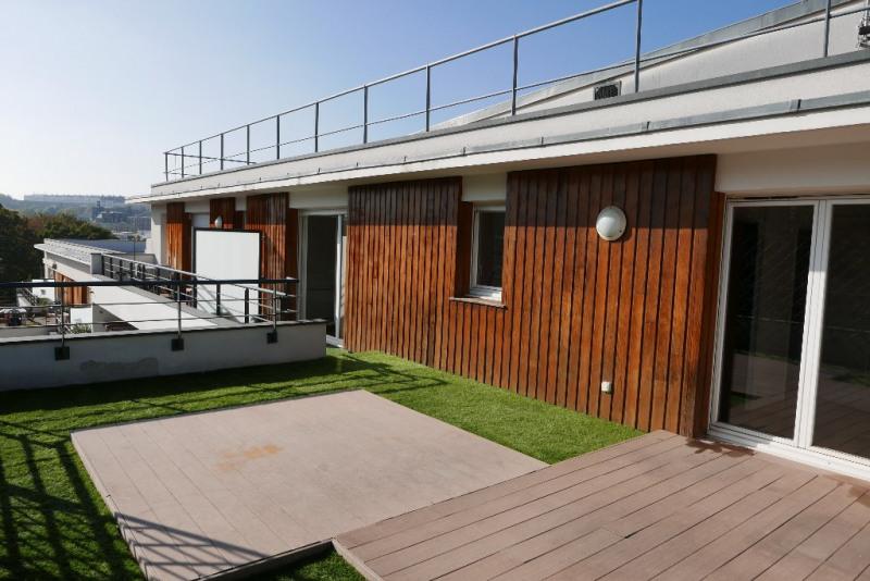 F2 45m² + 40m² terrasse - immeuble 2007