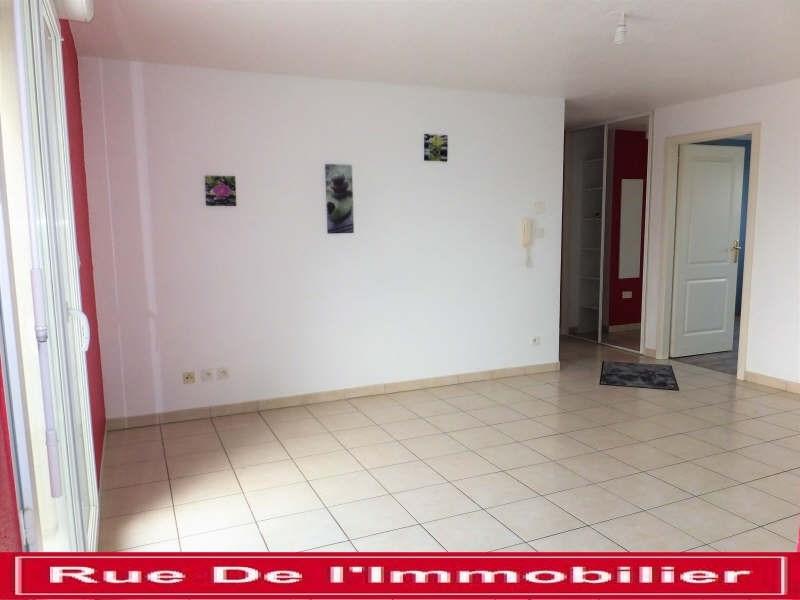 Sale apartment Dauendorf 145000€ - Picture 2