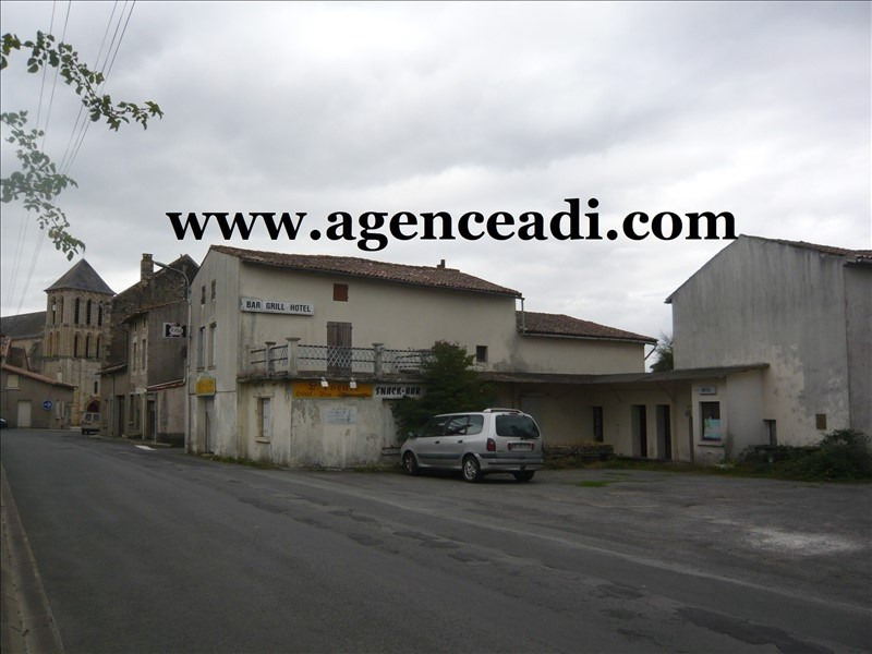 Vente maison / villa Pamproux 64 800€ - Photo 1