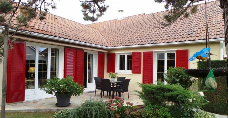 Sale house / villa La queue-en-brie 589000€ - Picture 1