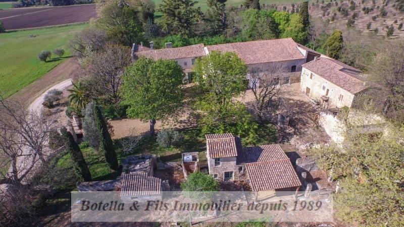 Immobile residenziali di prestigio casa Uzes 1570000€ - Fotografia 19