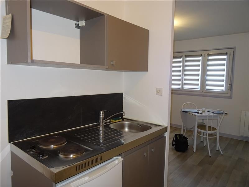 Rental apartment Riorges 280€ CC - Picture 1