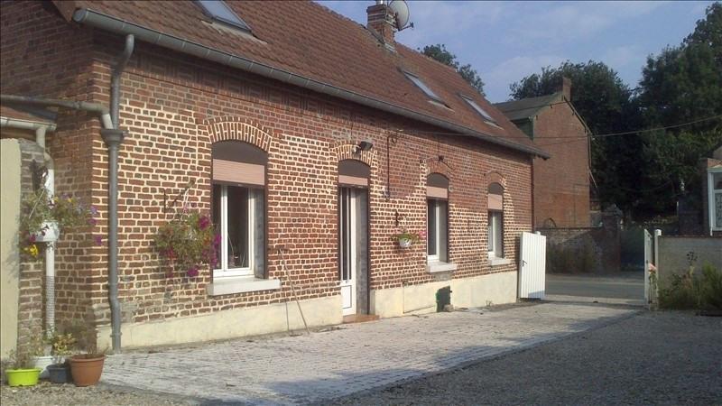 Vente maison / villa Ytres 101000€ - Photo 1