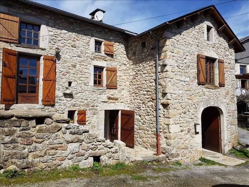 Sale house / villa La salvetat sur agout 158000€ - Picture 1