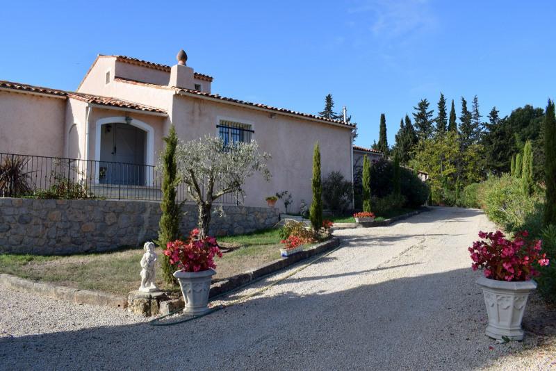 Revenda residencial de prestígio casa Montauroux 586000€ - Fotografia 9