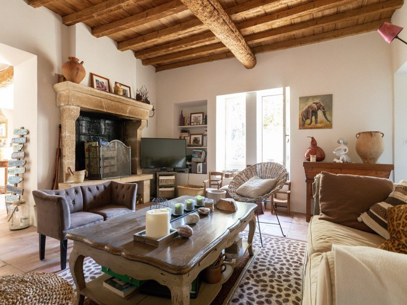 Immobile residenziali di prestigio casa Paradou 787000€ - Fotografia 4
