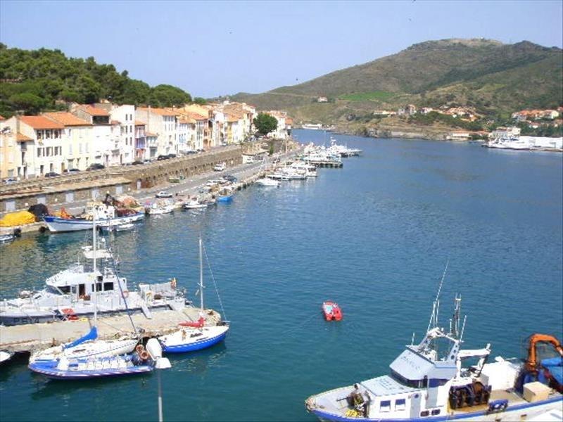 Sale apartment Port vendres 115000€ - Picture 1