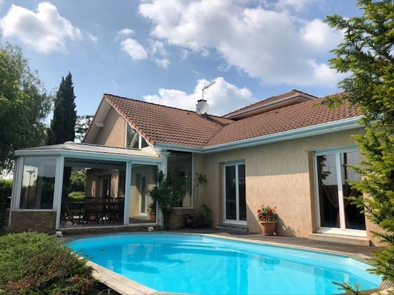 Vente maison / villa Bourgoin jallieu 419000€ - Photo 1