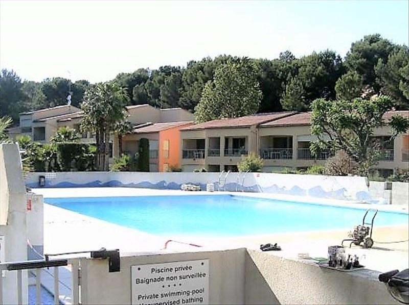 Sale apartment Sanary sur mer 110000€ - Picture 1