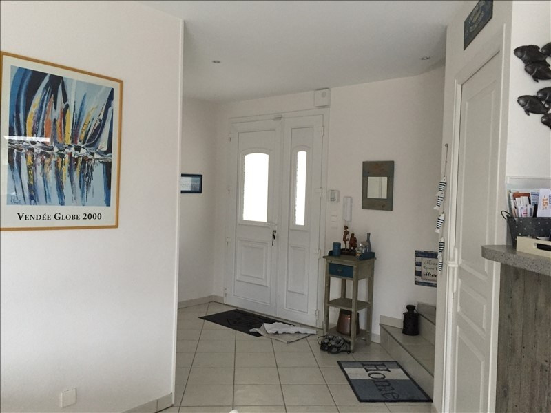Vente maison / villa Jard sur mer 399360€ - Photo 9