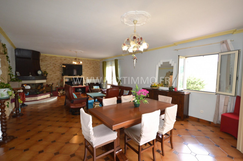 Revenda residencial de prestígio casa Menton 980000€ - Fotografia 4