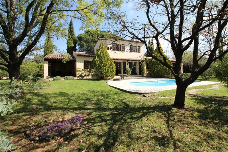 Vente maison / villa Saint cezaire sur siagne 469000€ - Photo 2