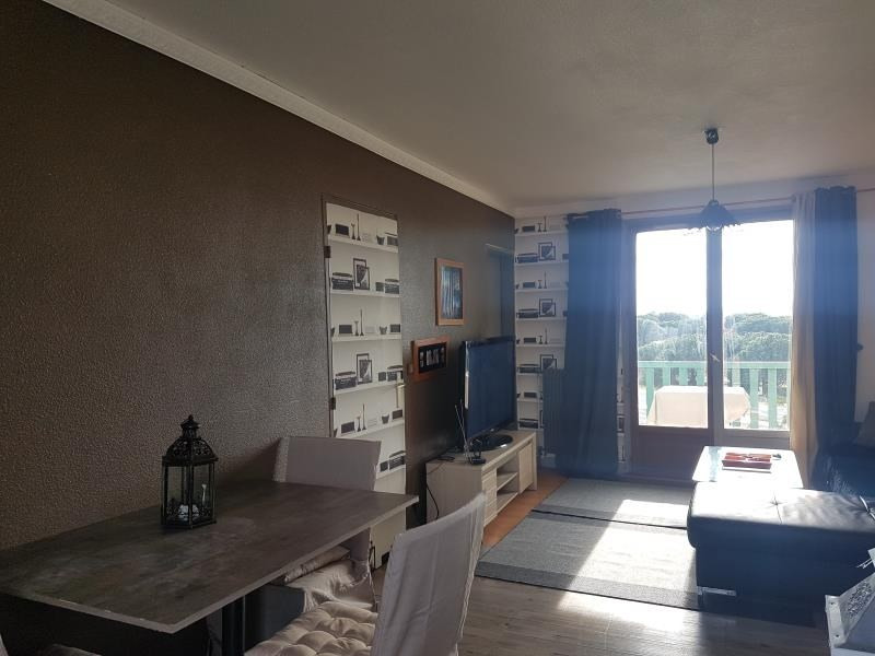 Sale apartment Canet plage 124 000€ - Picture 1