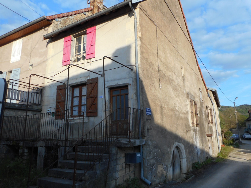 Vente maison / villa Cesancey 58000€ - Photo 1
