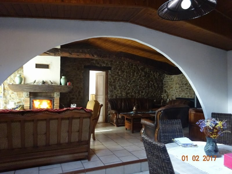 Sale house / villa Cheminas 234 000€ - Picture 4