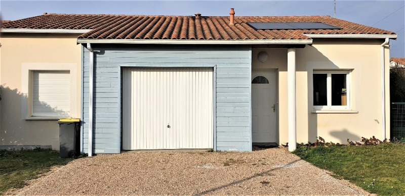 Vente maison / villa Smarves 169600€ - Photo 1