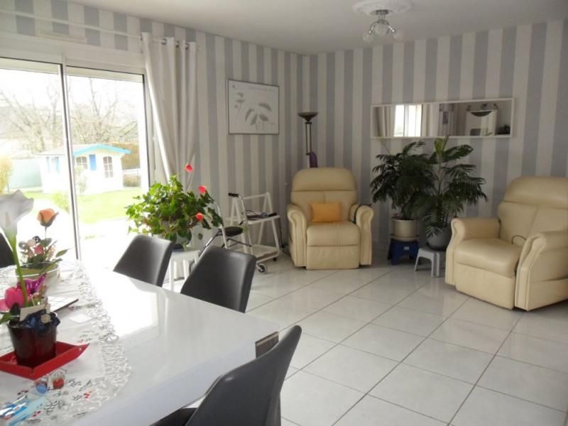 Vente maison / villa Saint jean brevelay 159750€ - Photo 3