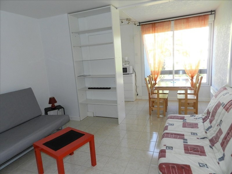 Rental apartment La grande motte 470€ CC - Picture 2