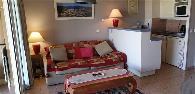 Sale apartment Les issambres 160000€ - Picture 2