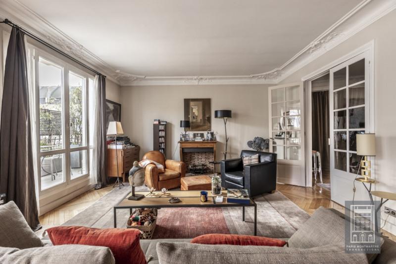 Deluxe sale apartment Paris 18ème 1820000€ - Picture 4