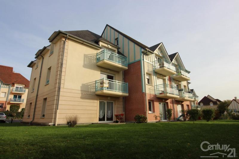 Verkoop  appartement Touques 98000€ - Foto 1