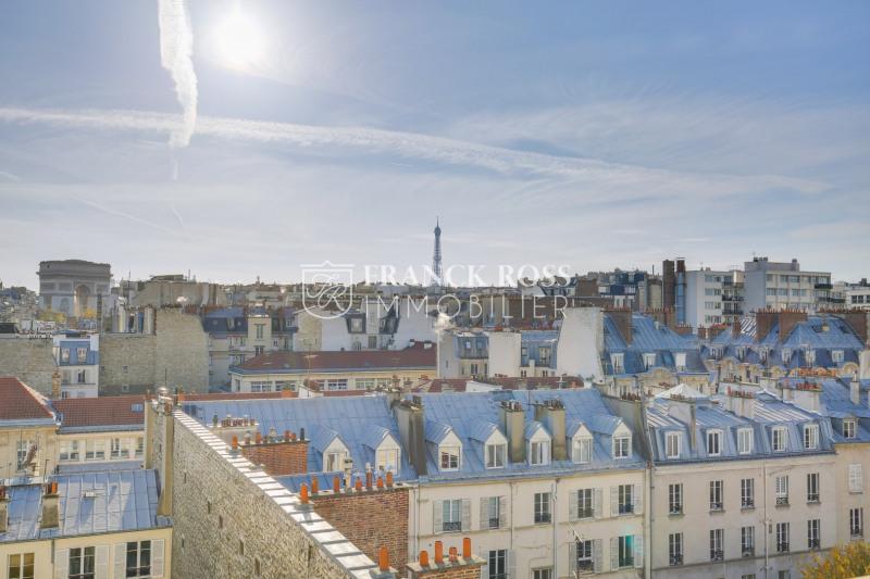 Alquiler  apartamento Paris 17ème 3930€ CC - Fotografía 8