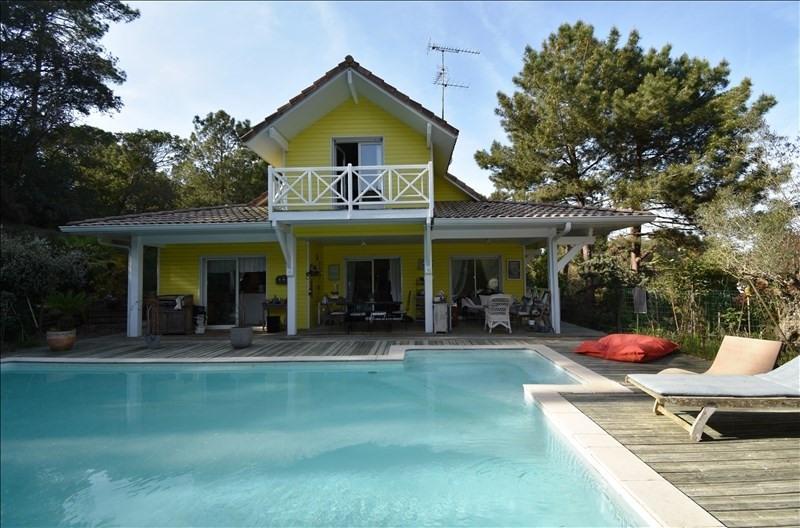 Venta de prestigio  casa Pyla sur mer 1070000€ - Fotografía 2