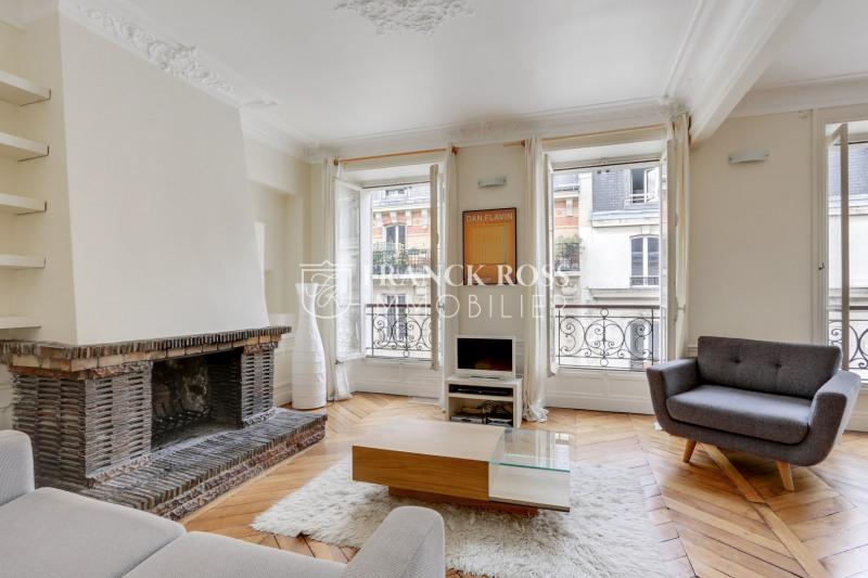 Rental apartment Paris 9ème 2400€ CC - Picture 4