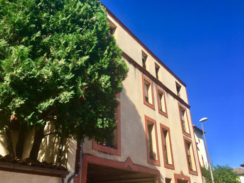 Sale apartment Toulouse 139 800€ - Picture 1