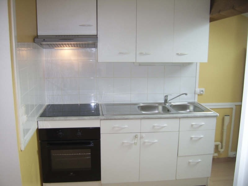 Rental apartment Nimes 420€ CC - Picture 3
