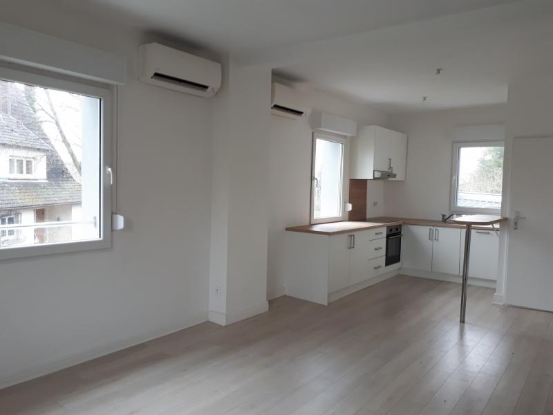 Rental apartment Eckbolsheim 800€ CC - Picture 2