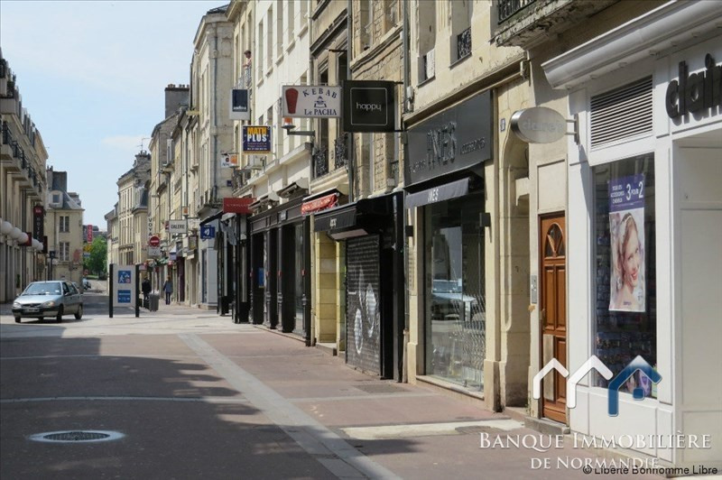 Commercial property sale shop Caen 169 000€ - Picture 1