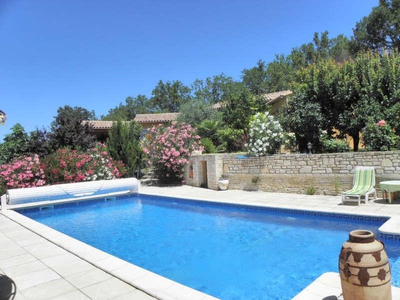 Verkoop  huis Barjac 395000€ - Foto 3