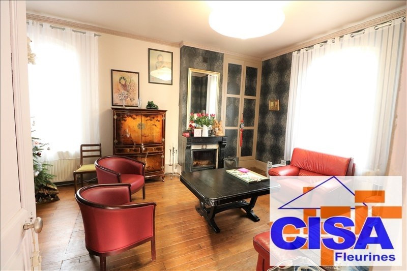 Sale house / villa Fleurines 448000€ - Picture 3