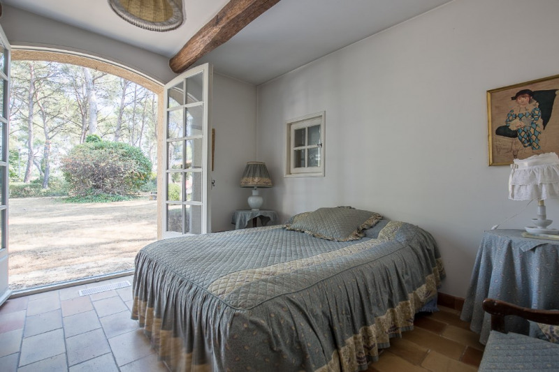 Vente de prestige maison / villa Cabries 750000€ - Photo 9