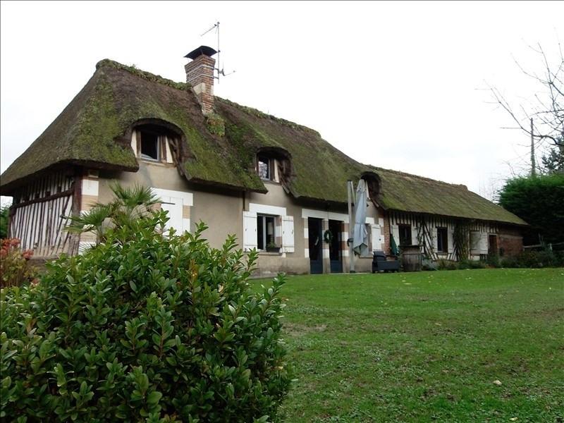 Sale house / villa Gonneville sur mer 243000€ - Picture 1