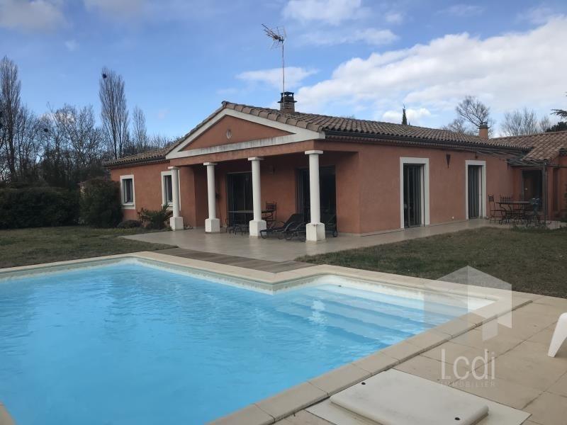 Vente maison / villa Montboucher-sur-jabron 388000€ - Photo 4