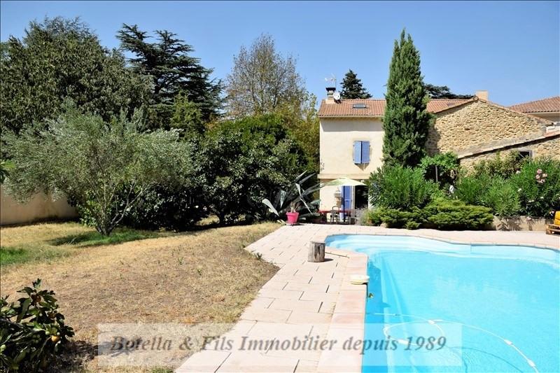 Vente maison / villa Bagnols sur ceze 395000€ - Photo 1