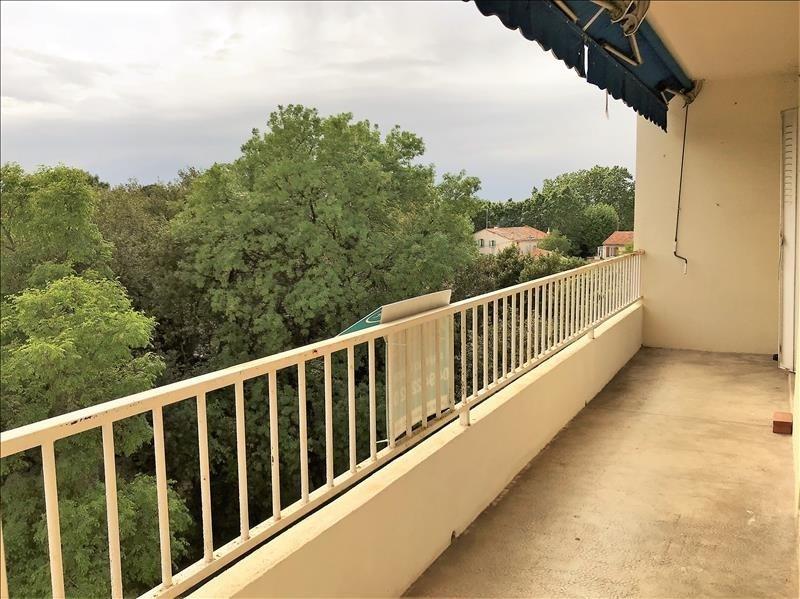 Vente appartement Toulon 134500€ - Photo 1